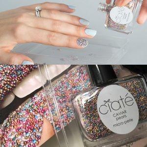 FREE✨W/ $25 purchase!•Ciaté Caviar Manicure Pearls